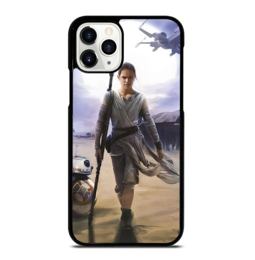 REY STAR WARS THE LAST OF JEDI iPhone 11 Pro Case