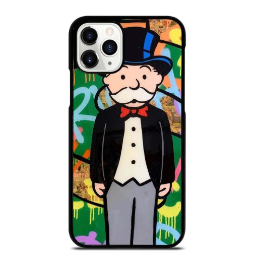 Rich Uncle Pennybags iPhone 11 Pro Case