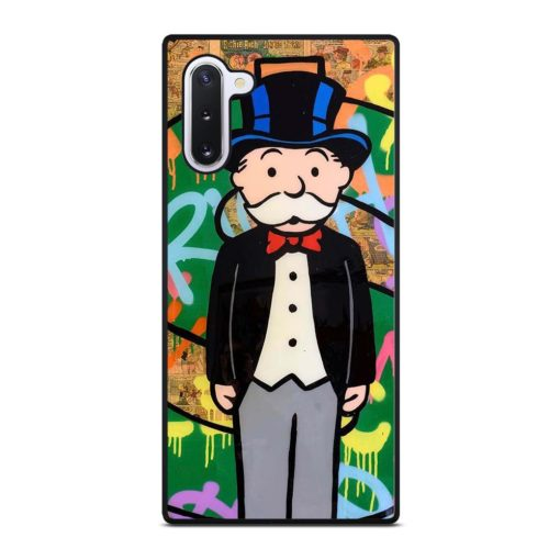 Rich Uncle Pennybags Samsung Galaxy Note 10 Case