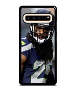 Richard Sherman Seattle Seahawks NBA Samsung Galaxy S10 5G Case