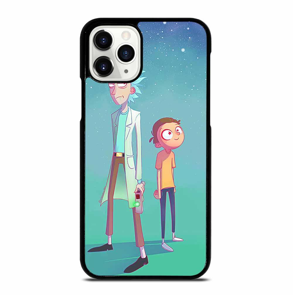 RICK AND MORTY ANIMATION iPhone 11 Pro Case