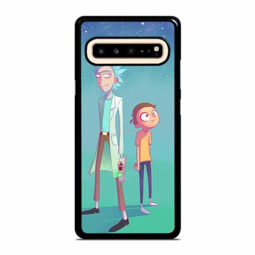 RICK AND MORTY ANIMATION Samsung Galaxy S10 5G Case