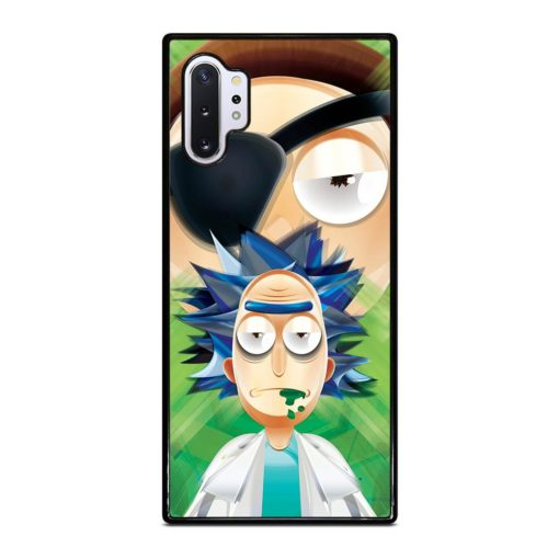 RICK AND MORTY SERIES Samsung Galaxy Note 10 Plus Case