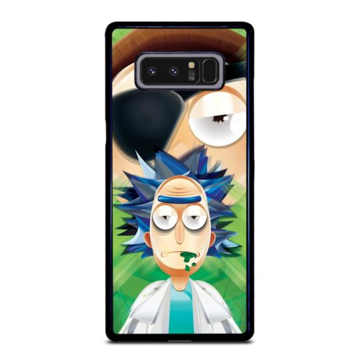 RICK AND MORTY SERIES Samsung Galaxy Note 8 Case