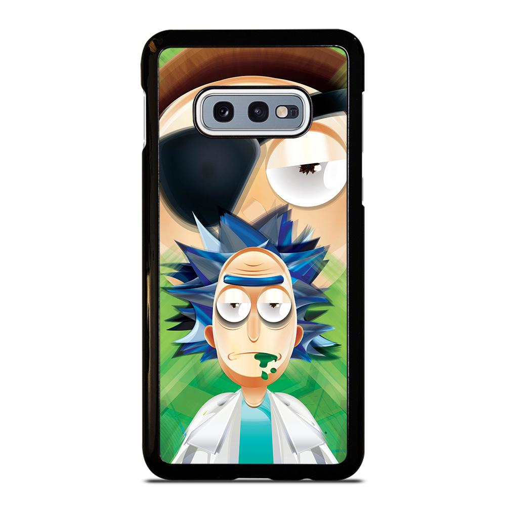 RICK AND MORTY SERIES Samsung Galaxy S10e Case