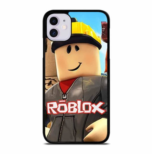 ROBLOX FACE GAME iPhone 11 Case Cover