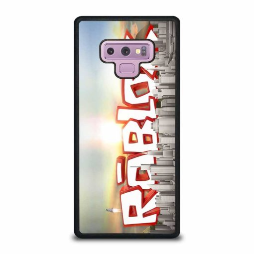 ROBLOX LOGO Samsung Galaxy Note 9 Case