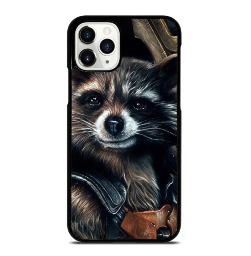 ROCKET RACCOON GUARDIANS OF THE GALAXY iPhone 11 Pro Case