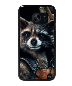 ROCKET RACCOON GUARDIANS OF THE GALAXY Samsung Galaxy S7 Edge Case