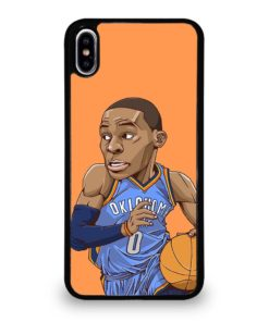 Russell Westbrook Oklahoma City iPhone XS Max Case