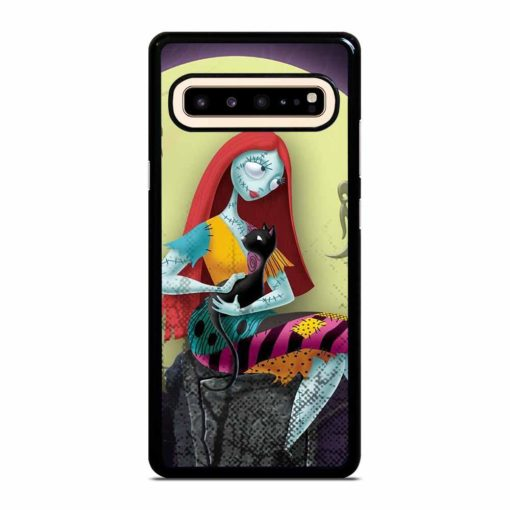 SALLY THE NIGHTMARE BEFORE CHRISTMAS Samsung Galaxy S10 5G Case