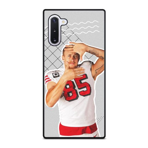 San Francisco 49ers George Kittle Samsung Galaxy Note 10 Case