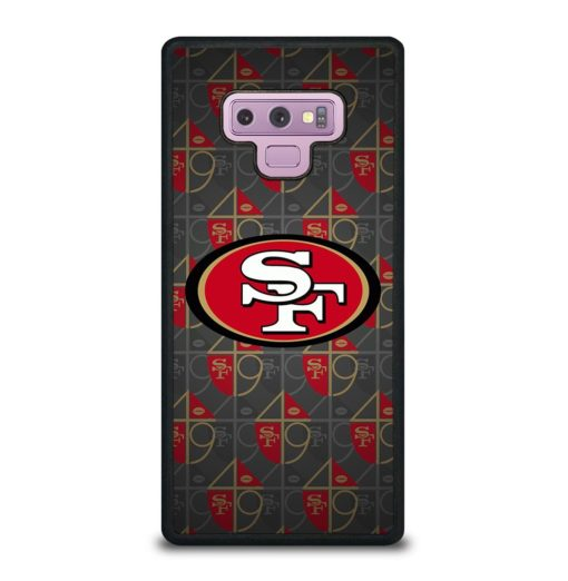 San Francisco 49ers Logo Samsung Galaxy Note 9 Case