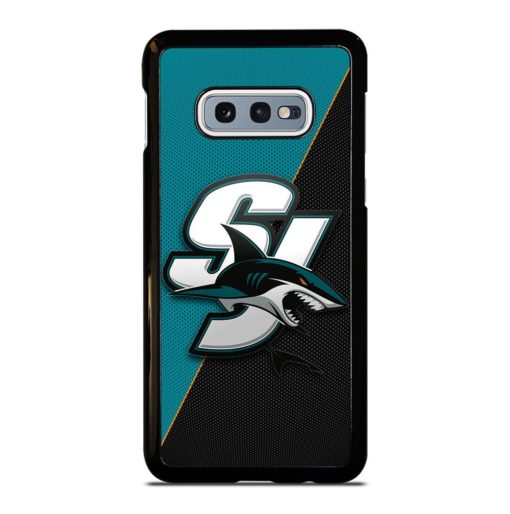 San Jose Sharks Symbol Samsung Galaxy S10e Case