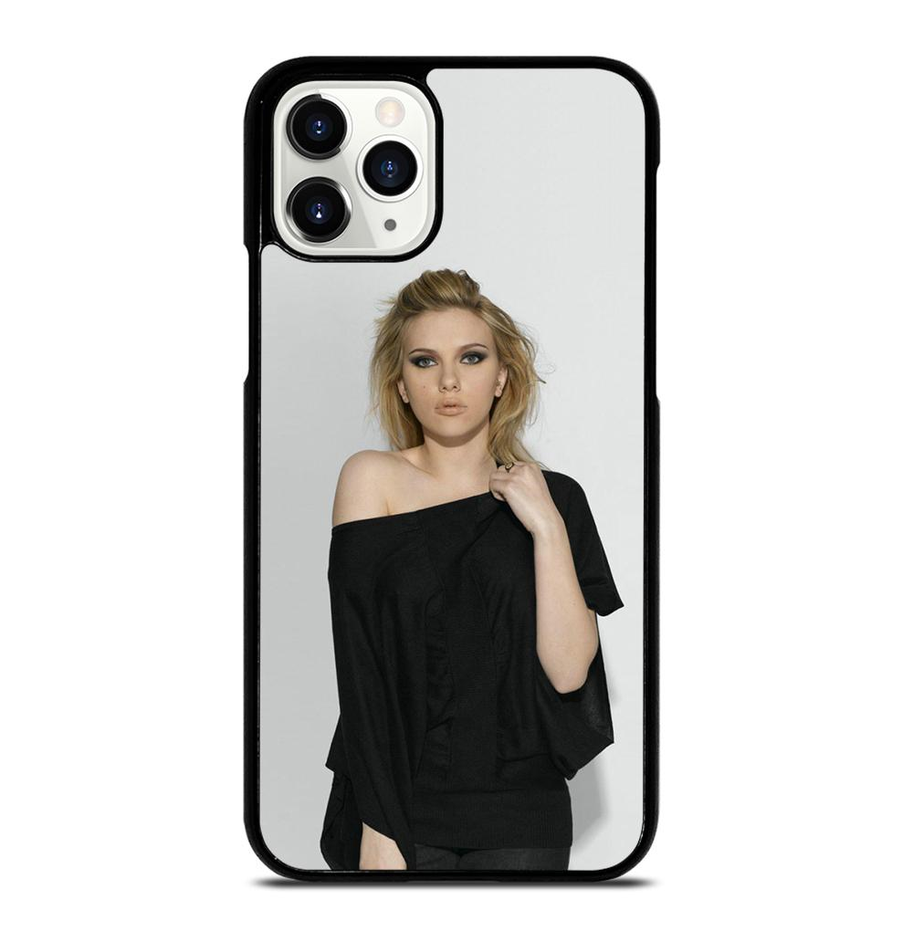 SCARLETT JOHANSSON BLONDE iPhone 11 Pro Case
