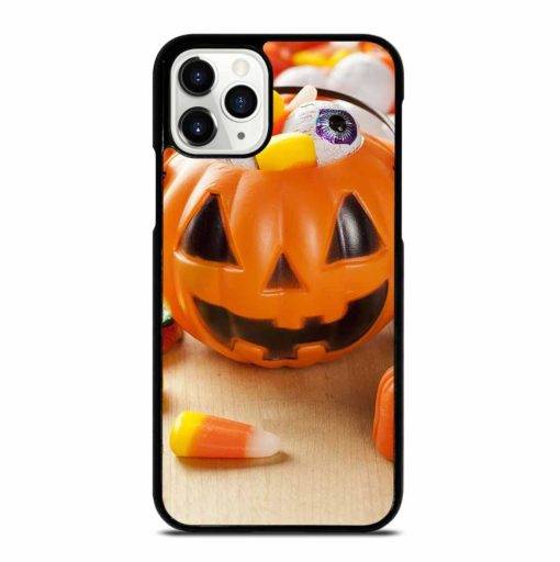 SCARY HALLOWEEN CANDY iPhone 11 Pro Case