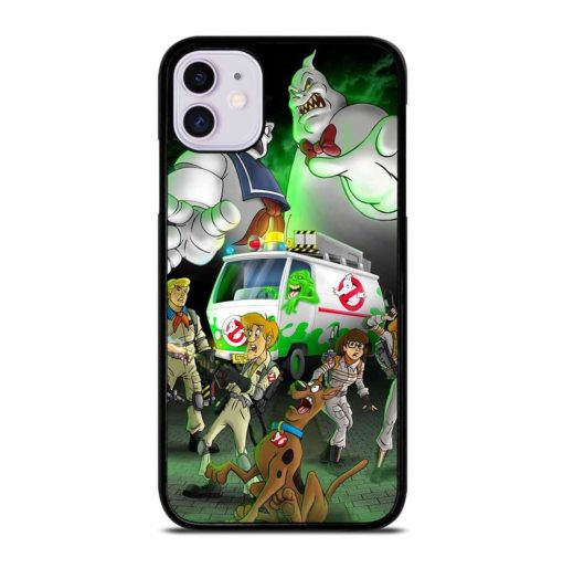SCOOBY DOO GHOSTBUSTERS iPhone 11 Case