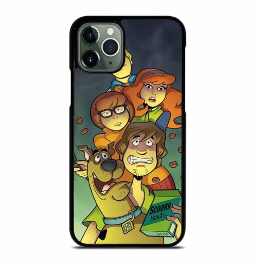 SCOOBY DOO TEAM UP iPhone 11 Pro Max Case