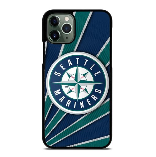 Seattle Mariners iPhone 11 Pro Max Case