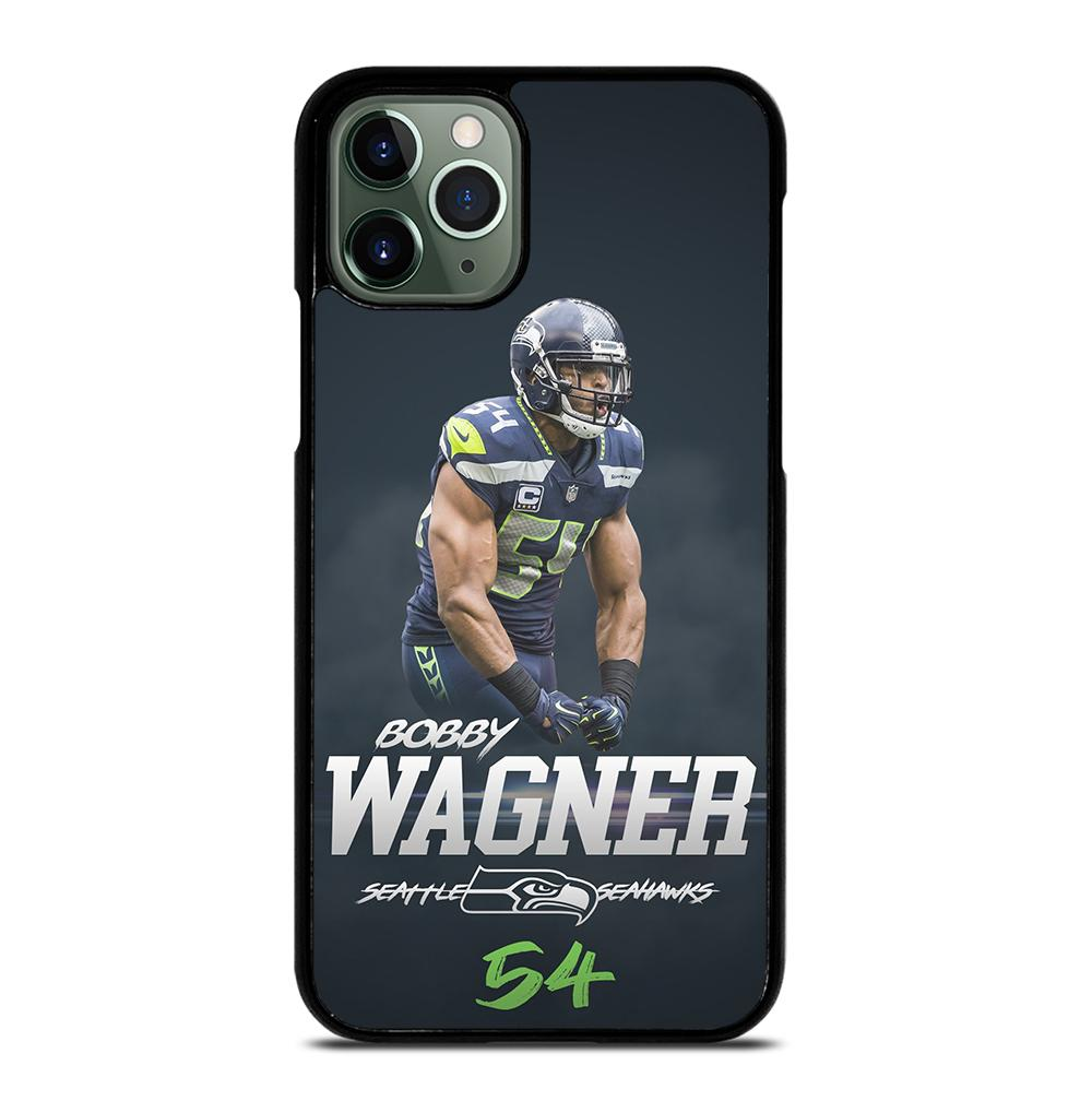 Seattle Seahawks Bobby Wagner iPhone 11 Pro Max Case