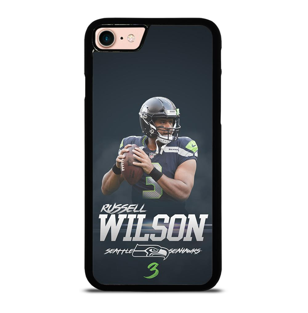 Seattle Seahawks Russell Wilson iPhone 7 / 8 Case Cover