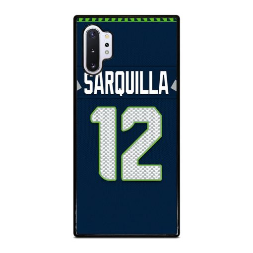 Seattle Seahawks Sarquilla Samsung Galaxy Note 10 Plus Case