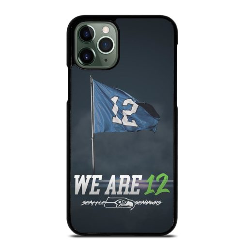 Seattle Seahawks We Are 12 iPhone 11 Pro Max Case