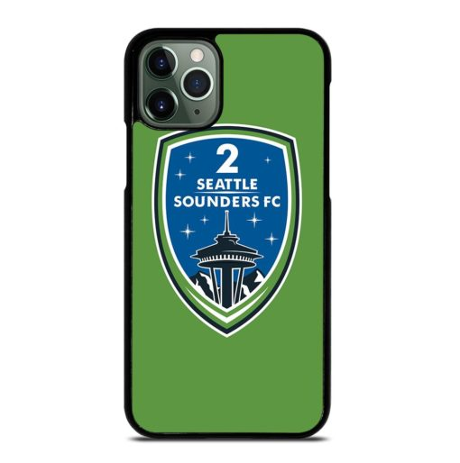 Seattle Sounders FC iPhone 11 Pro Max Case