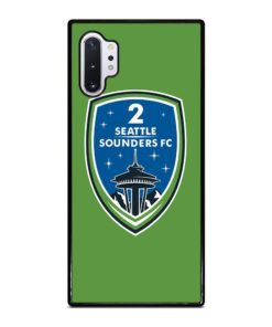Seattle Sounders FC Samsung Galaxy Note 10 Plus Case