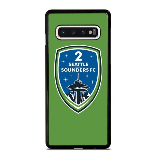 Seattle Sounders FC Samsung Galaxy S10 Case Cover