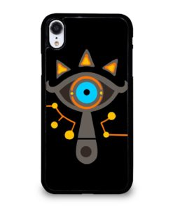SHEIKAH SLATE LOGO iPhone XR Case