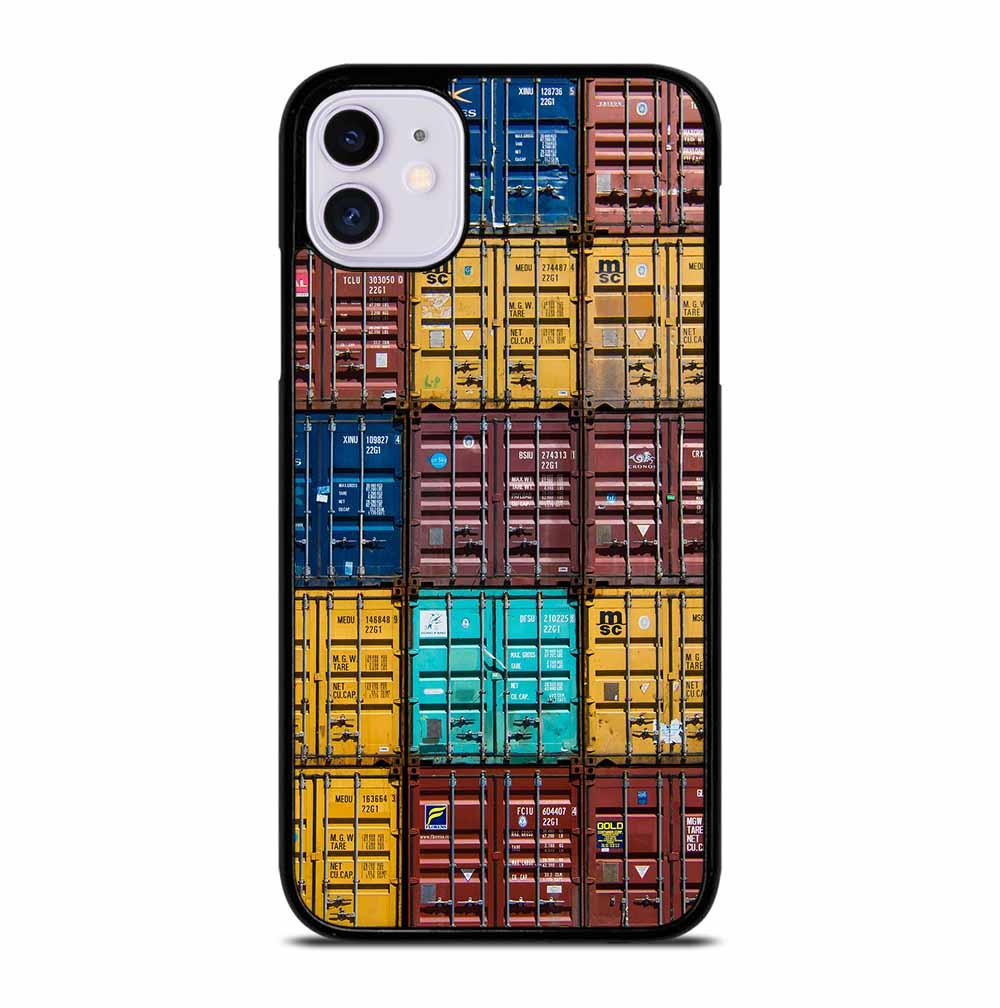 SHIPPING CONTAINER iPhone 11 Case Cover