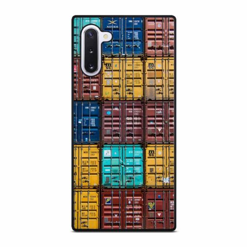 SHIPPING CONTAINER Samsung Galaxy Note 10 Case