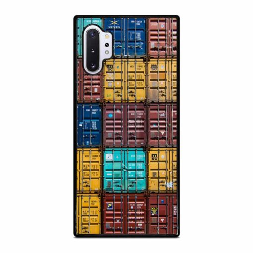 SHIPPING CONTAINER Samsung Galaxy Note 10 Plus Case