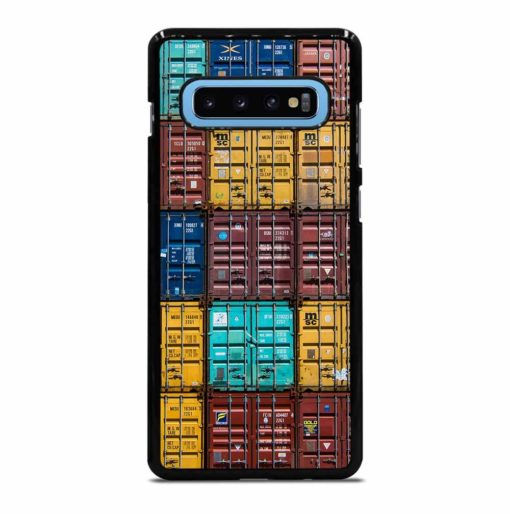 SHIPPING CONTAINER Samsung Galaxy S10 Plus Case