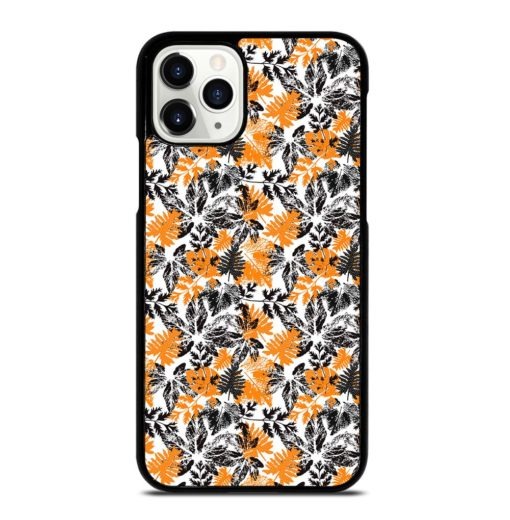 SILHOUETTE LEAVES iPhone 11 Pro Case