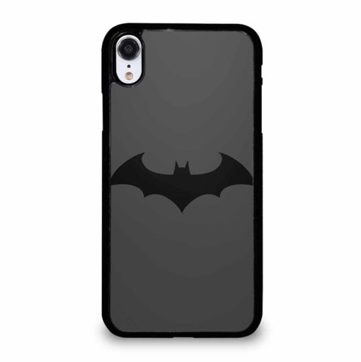 SIMPLE BATMAN SYMBOL iPhone XR Case