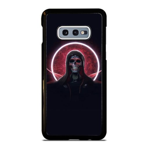 SKULL SKELETON MOON Samsung Galaxy S10e Case