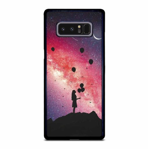 SKY ATMOSPHERE SPACE Samsung Galaxy Note 8 Case