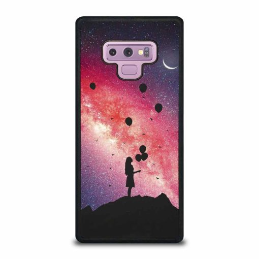 SKY ATMOSPHERE SPACE Samsung Galaxy Note 9 Case