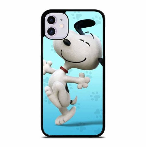SNOOPY DOG FACE iPhone 11 Case Cover