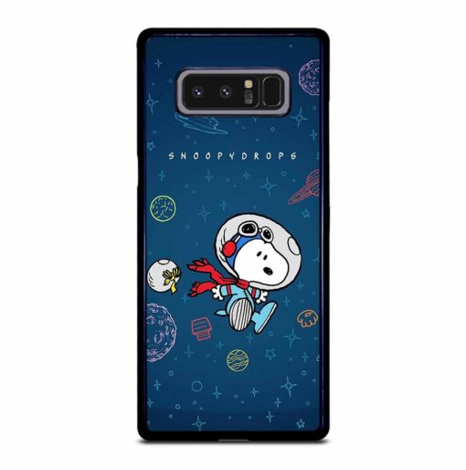SNOOPY IN SPACE Samsung Galaxy Note 8 Case