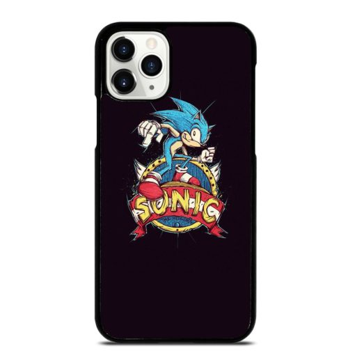 SONIC THE HEDGEHOG iPhone 11 Pro Case