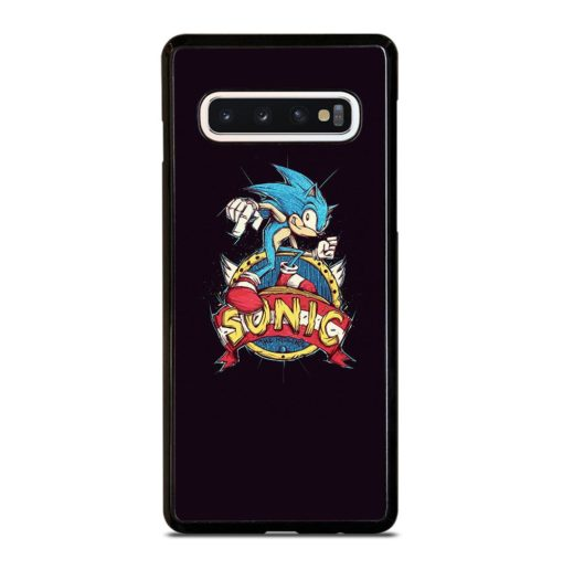 SONIC THE HEDGEHOG Samsung Galaxy S10 Case Cover