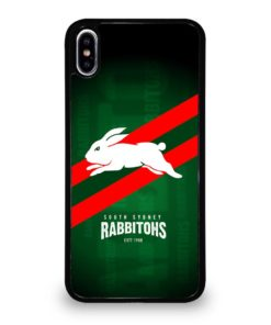 South Sydney Rabbitohs iPhone XS Max Case