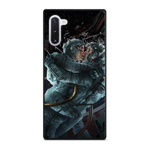 Space Astronaut Kissing Samsung Galaxy Note 10 Case