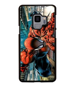 SPIDER-MAN COMICS Samsung Galaxy S9 Case Cover