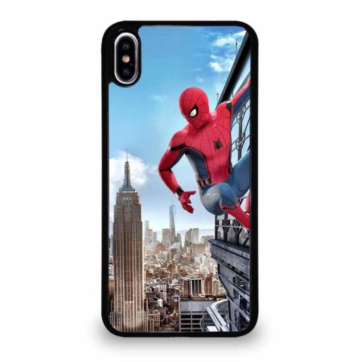 SPIDER MAN FAR FROM HOME iPhone XS Max Case Cover