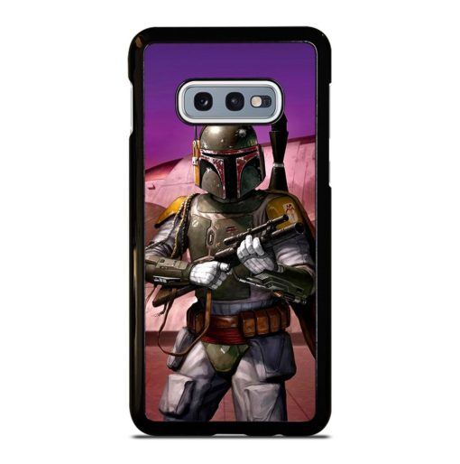 STAR WARS BOBA FETT DEATH Samsung Galaxy S10e Case