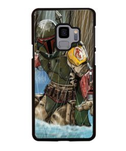 STAR WARS BOBA FETT Samsung Galaxy S9 Case
